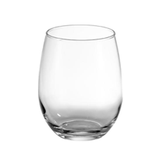 כוס יין ללא רגל